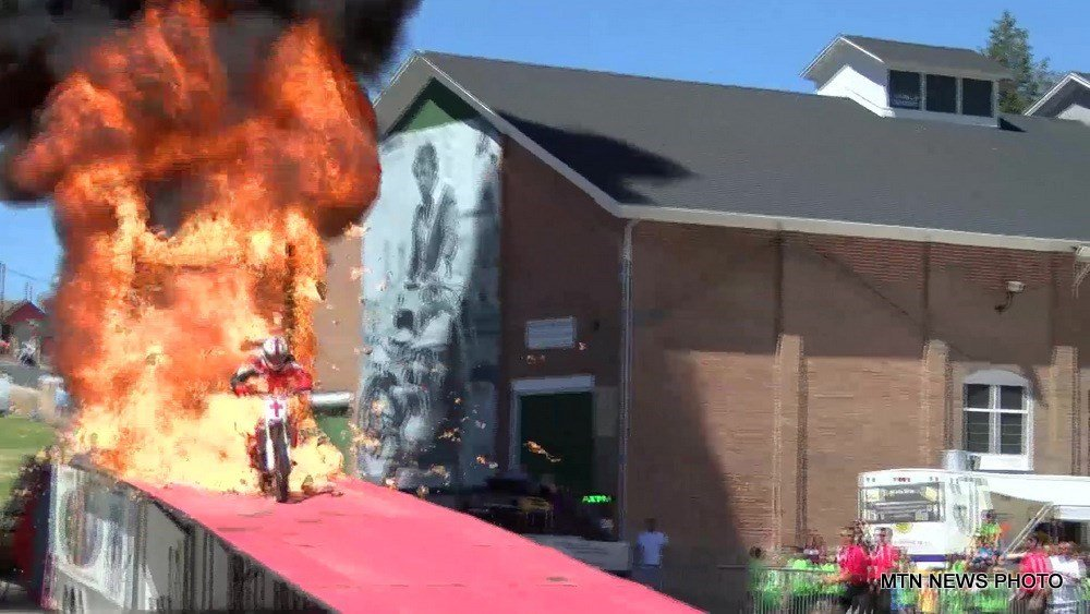 """Butte is getting fired up for the annul """"Evel Knievel Days"""" festival."""
