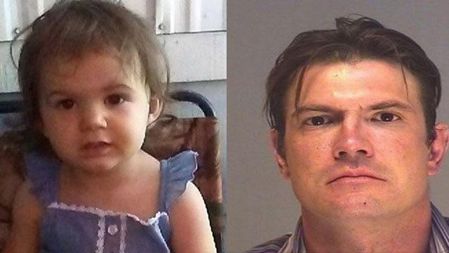 Amber Alert issued for 16-month-old girl near Spokane