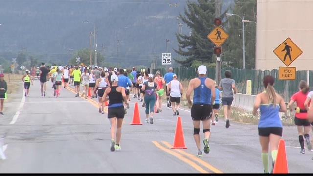 """The """"Get in Shape"""" program will meet at 8 a.m. on Sundays in Missoula. (MTN News photo)"""