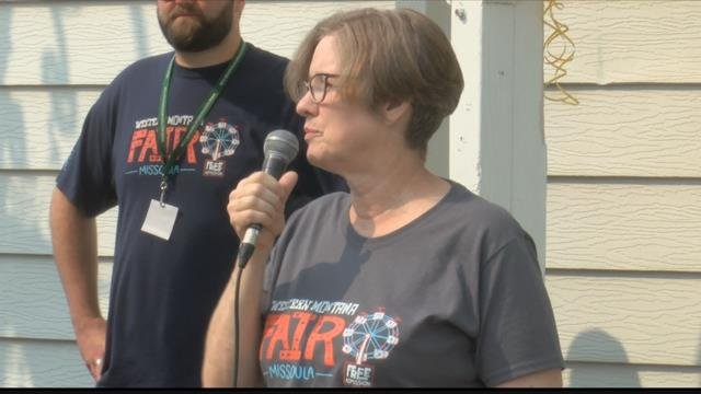Missoula County Commissioner Jean Curtiss (MTN News photo)