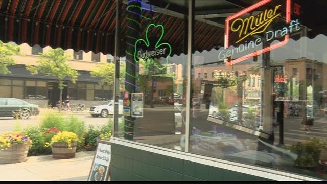 The Oxford Bar on North Higgins Street downtown has received a bit of a makeover. (MTN News photo)