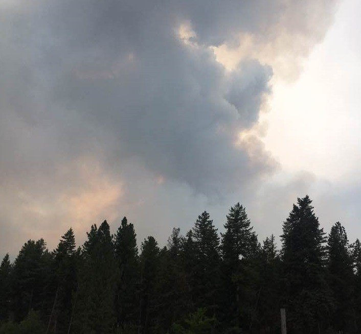 160 homes are under mandatory evacuations and another 140 are on pre-evacuation status. MTN News/Kent Luetzen photo)
