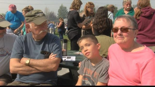 The Missoula Public Library helped put together the first solar eclipse viewing partyin almost 40 years. (MTN News photo)