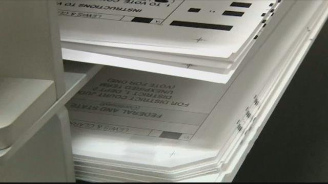 The ballots will start arriving in Missoula mailboxes in October. (MTN News photo)