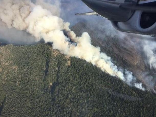 Alice Creek fire updates