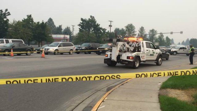 The fatal accident happened on Reserve Street near South Avenue on Sept. 7. (MTN News/Melissa Rafferty photo)