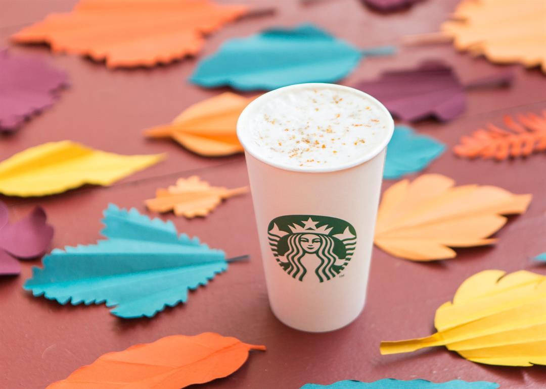 Starbucks announced the debut of its new Maple Pecan Latte. (photo credit: Starbucks)