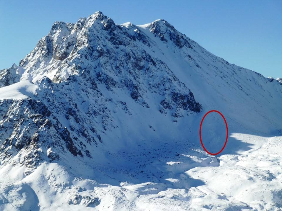 Two Dead After Weekend Avalanche