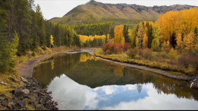 MTN's Brandon Sullivan recently visited Glacier National Park and caught aglimpse of the changing seasons. (Brandon Sullivan/MTN News photo)