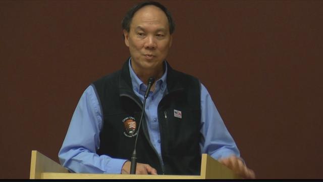 Glacier National Park Superintendent Jeff Mow. (MTN News photo)