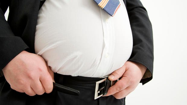 Over 25%of adults in the Treasure State are considered obese, according to the 2017 report from the State of Obesity organization. (CBS News photo)