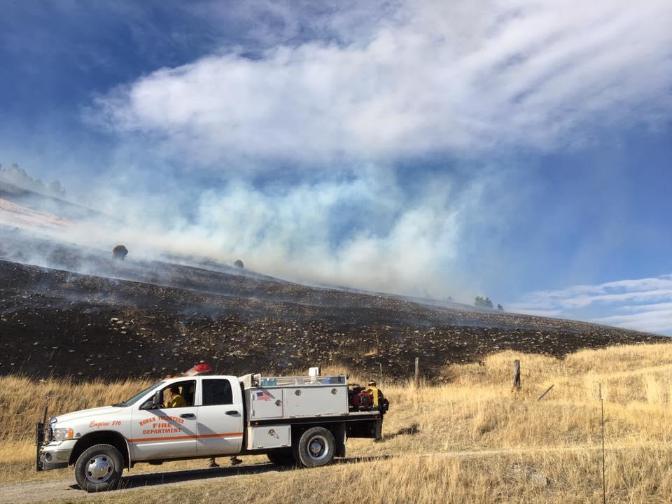 Polson Rural Fire District photo.