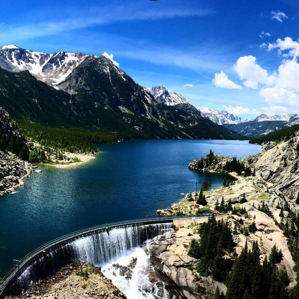 Mystic Lake (MTN News photo)
