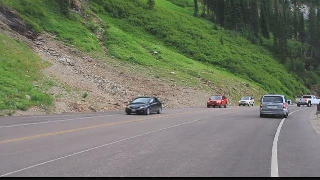 The historic Going-to-the-Sun Road has reopened to Avalanche from the west entrance of Glacier National Park. (MTN News photo)