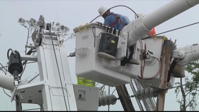 A storm of controversy has forced Puerto Rico to pull the plug on a deal with Whitefish Energy. (CBS News photo)