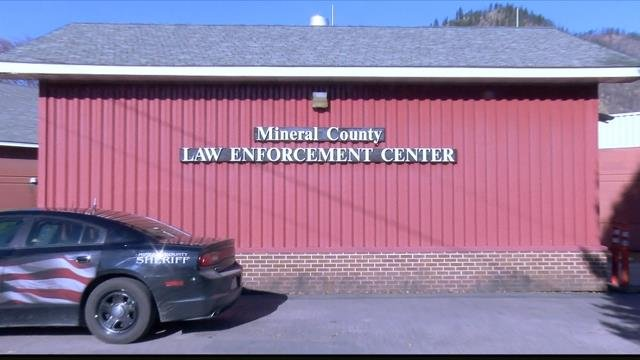 The Mineral County jail in Superior (MTN News file photo)