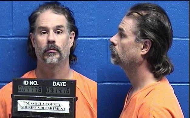 Erik Lee Nugent of Missoula (photo credit: Missoula County Sherri's Office)