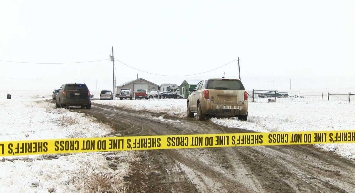 The Cascade County Sheriff's office is investigating a shooting near Vaughn that left one person dead on Wednesday. (MTN News photo)
