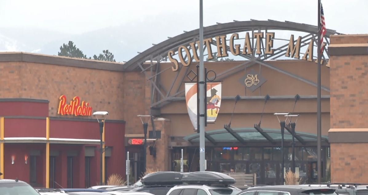 The Southgate Mall in Missoula (MTN News photo)
