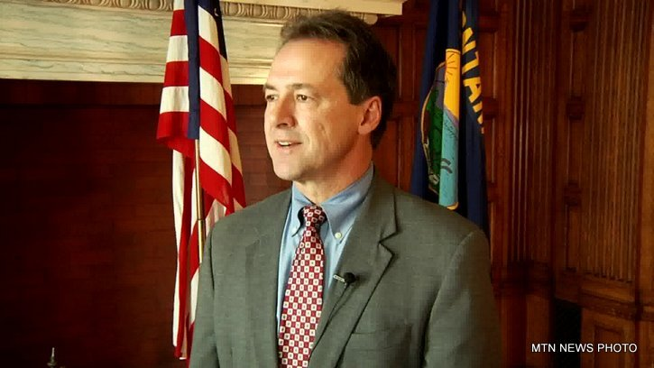 Governor Steve Bullock (D-MT) (MTN News photo)