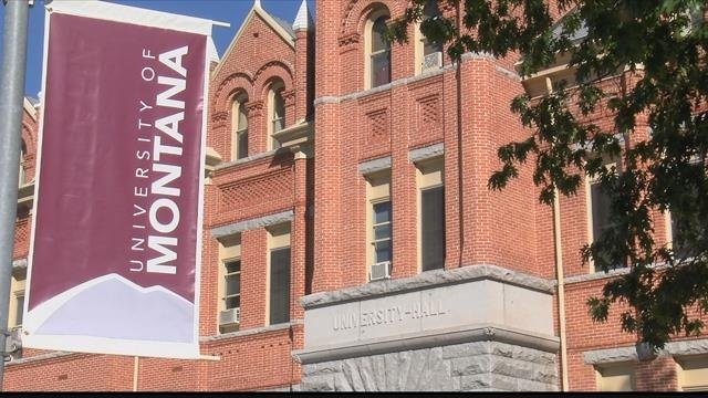The University of Montana campus in Missoula (MTN News photo)