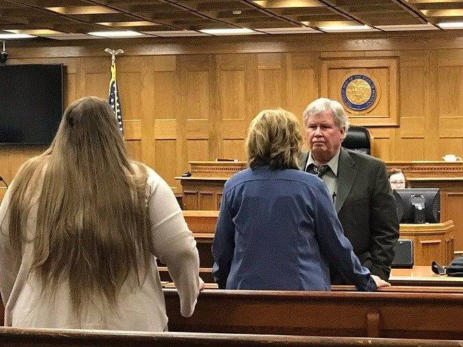 Former Florence physician Chris Christensenfaces up to 405 years in prison when he's sentenced on Dec. 27 in Hamilton. (MTN News photo)