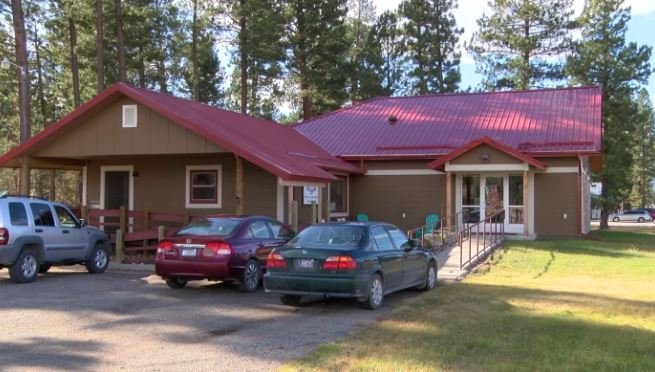 People living in rural Montana often depend on the services libraries provide. (MTN News photo)