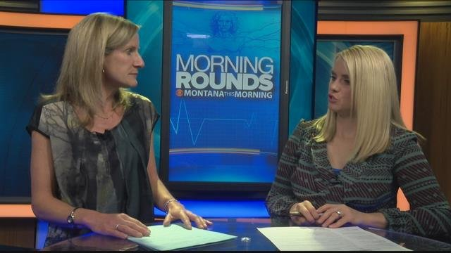 We answer your medical questions during Morning Rounds Wednesday mornings on Montana This Morning.