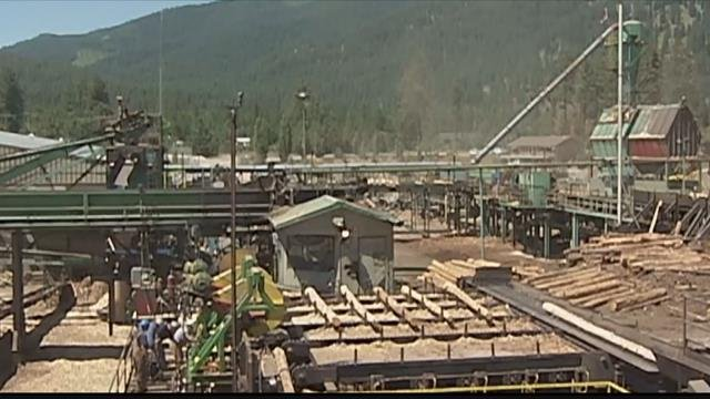 anewoperator is taking over ownership of Tricon Timber's mill in St. Regis. (MTN News file photo)