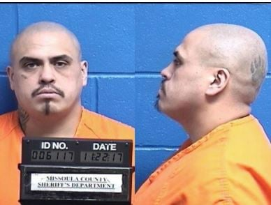 Yancy Lee McCrea will serve 11 years in federal prison. (photo credit: Missoula County Sheriff's Office)