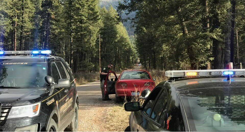 A Wednesday pursuit that began in Missoula ended in the Mission Valley. (MTN News/Augusta McDonnell photo)