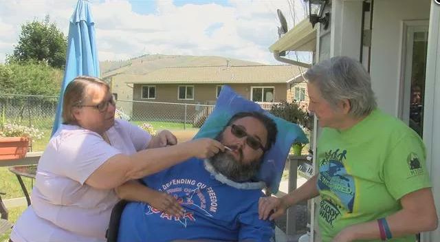 Mark Boatman, 42, of Lolo died on Friday morning.(courtesy photo)