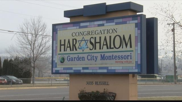 Har Shalom on South Russell Street in Missoula (MTN News photo)