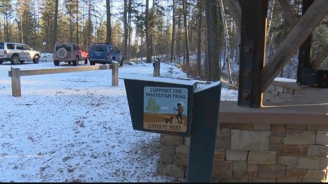 A new report shows that the Whitefish Trail is paying off in terms of money and people. (MTN News photo)