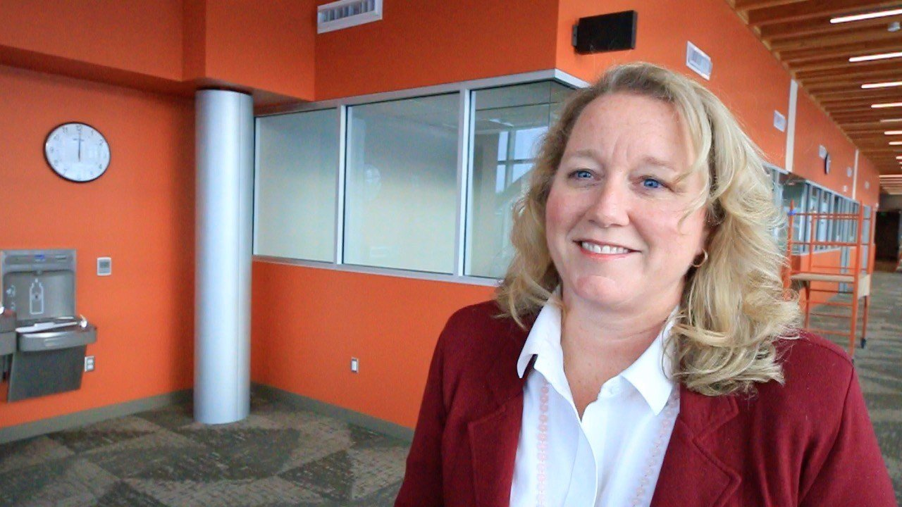 Dr. Shannon O'Brien has been dean of Missoula College for the past 2.5 years. (Dennis Bragg photo)