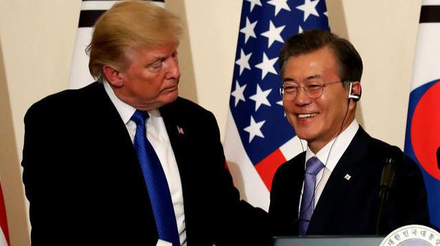 Haley: No 'turnaround' in Trump's stance on North Korea talks