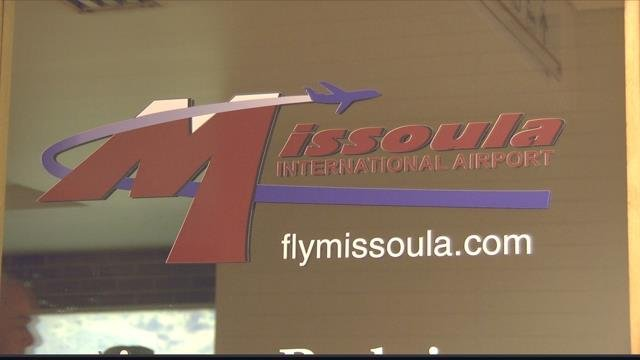 Missoula International Airport (MTN News file photo)
