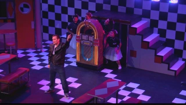 Happy Days the Musical at the MCT Center (MTN News photo)