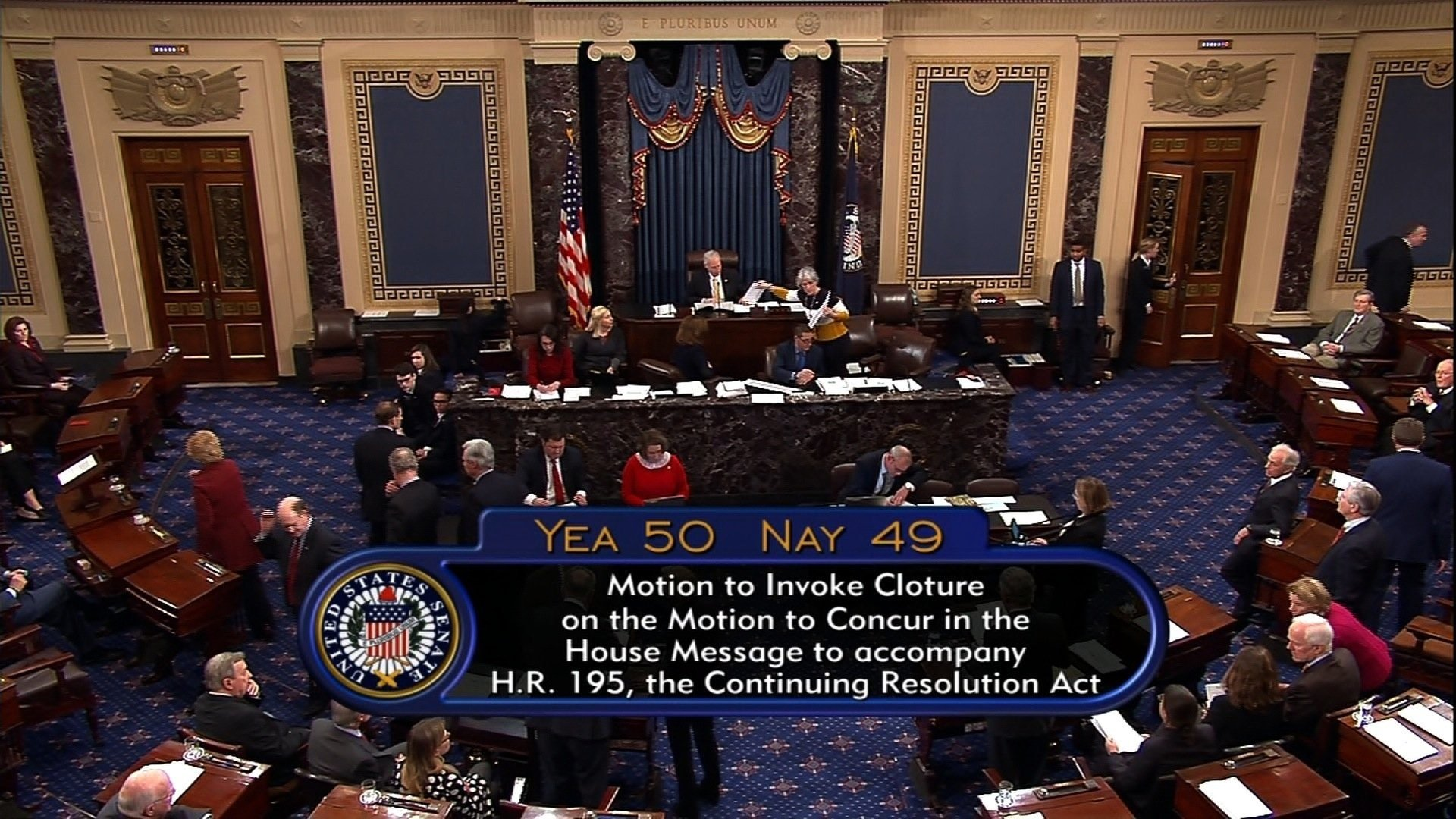 (Senate TV image)