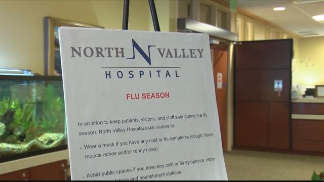 Flathead County continues to lead Montana with most reported flu cases. (MTN News photo)