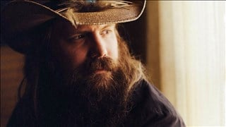 Country music star Chris Stapleton (Cropped Photo: Chris Stapleton / Facebook via MGN Online)