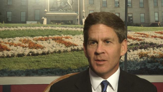 Montana Secretary of State Corey Stapleton (MTN News photo)