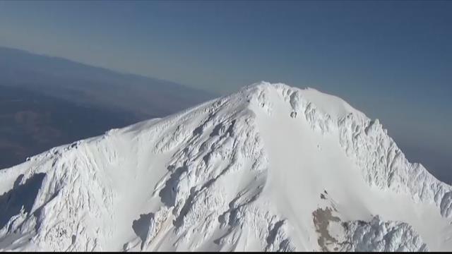 Mount Hood (CBS News photo)