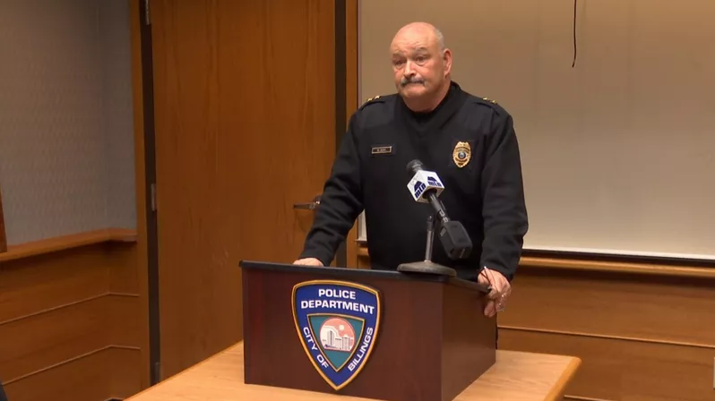 Billings Police Chief Rich St. John announced the technician's termination on Tuesday.