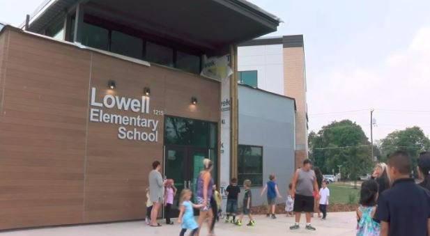 Lowell Elementary Schhol in Missoula (MTN News file photo)