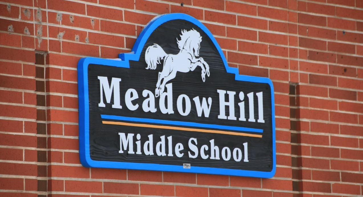 Meadow Hill Middle School in Missoula (MTN News photo)