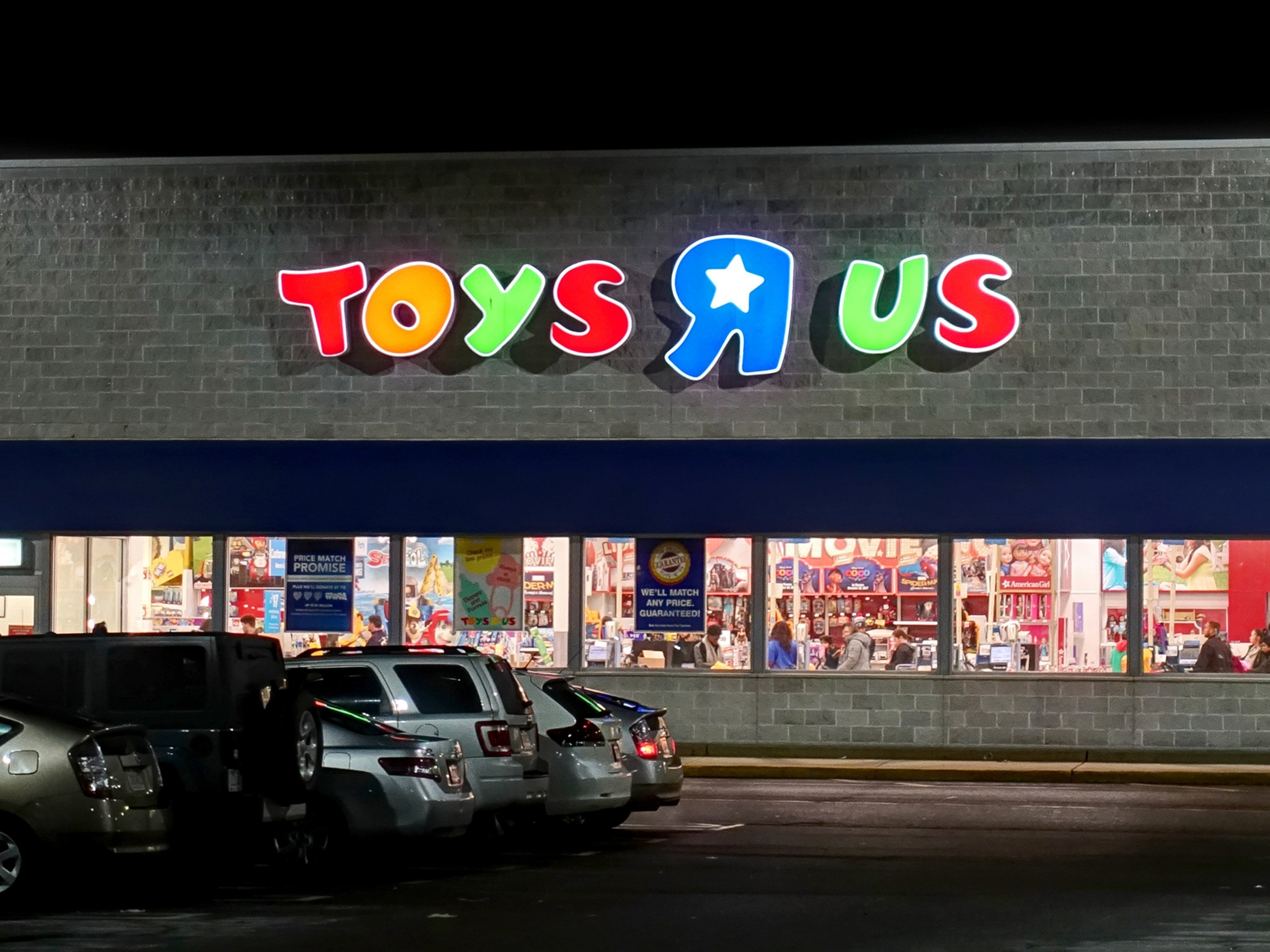 "Toys ""R"" Us is closing its doors after 70 years in business. (Source: Shutterstock)"