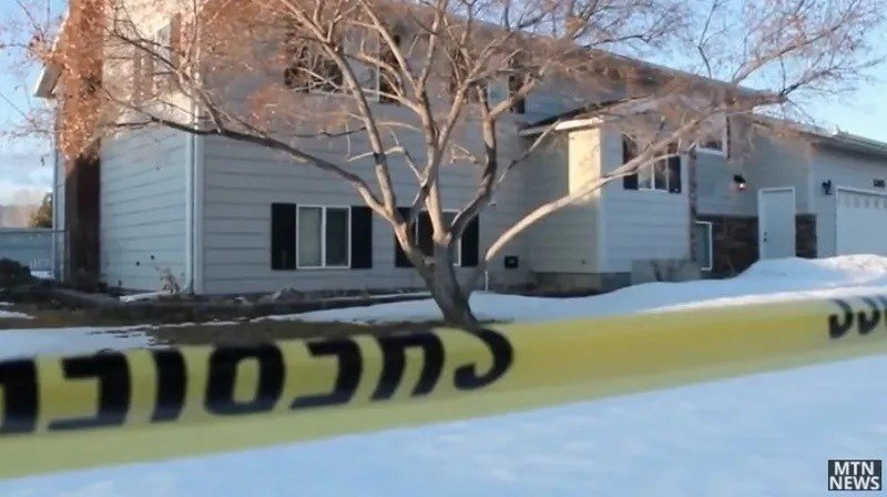 David Muncie Taylor, 61, and Charla Rae Taylor, 64, were found dead Monday in their Helena-area home. (MTN News photo)