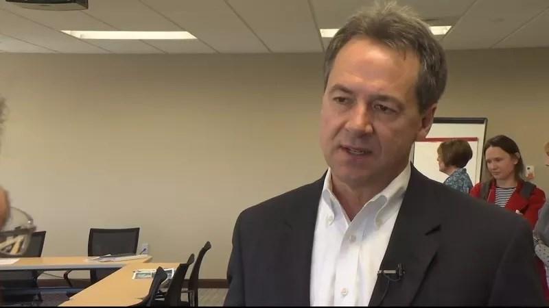 Montana Gov. Steve Bullock (MTN News photo)