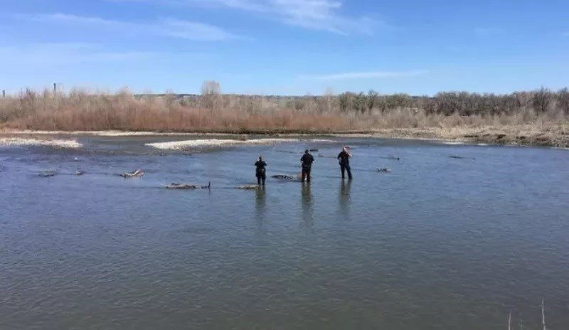 The body of Harriet P. Wilson, 42, of Billings was found in the Yellowstone River. (MTN News photo)
